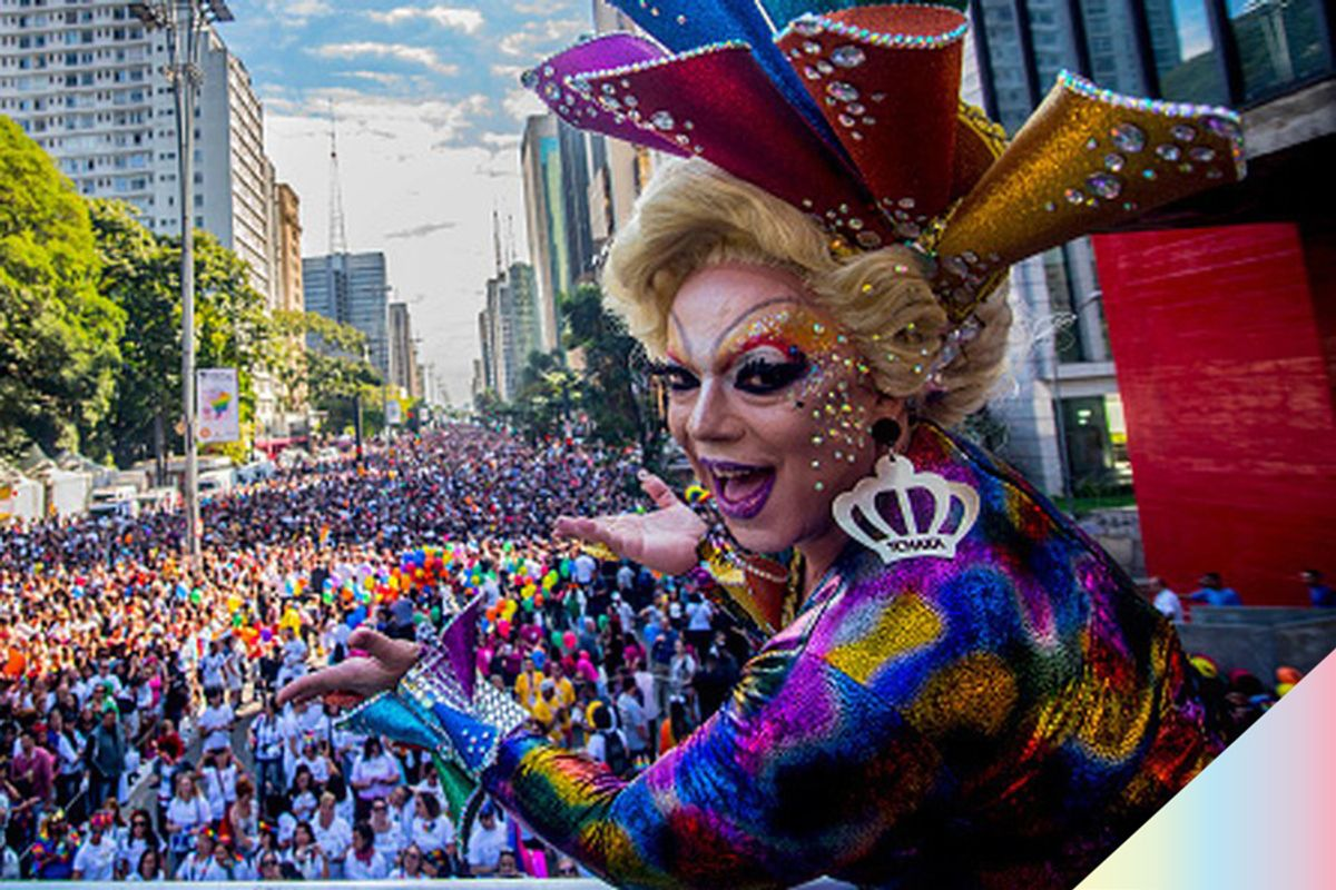 Brazil Held the Most Massive Gay Pride Party Ever