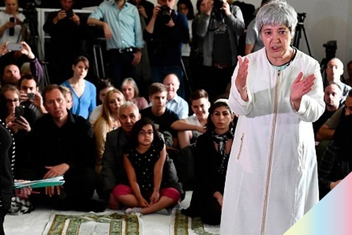"""Germany Opens LGBT-Friendly """"Liberal"""" Mosque"""