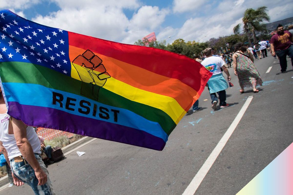 LGBTQ Has Been Quietly Removed from Workplace Discrimination Policy
