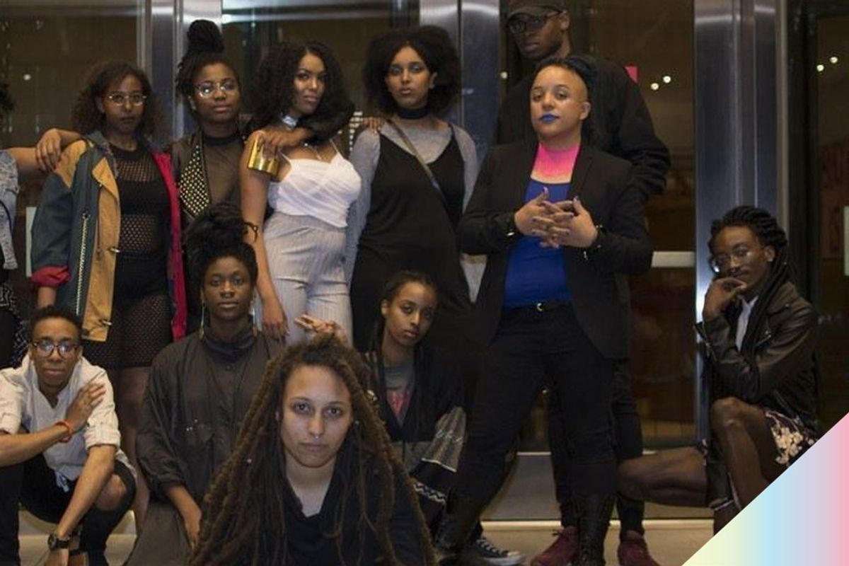 """Peep the Scene at the Art Gallery of Ontario's """"Black Mystic"""" First Thursday Party"""