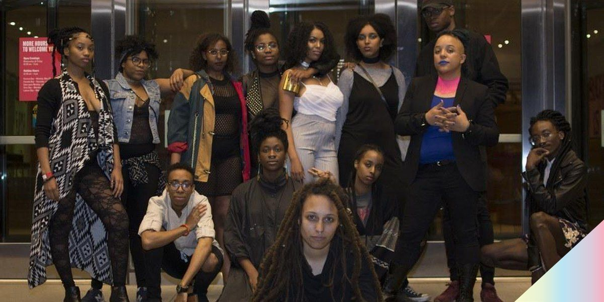 "Peep the Scene at the Art Gallery of Ontario's ""Black Mystic"" First Thursday Party"
