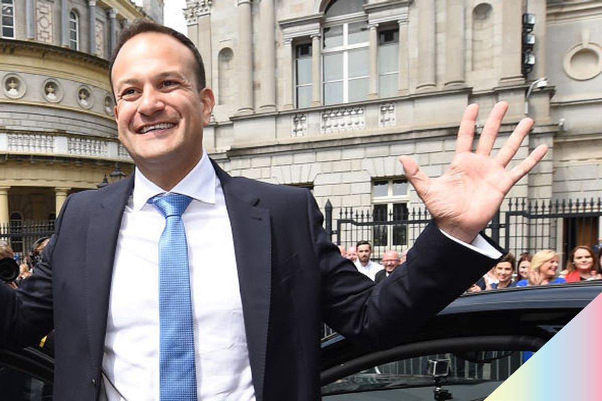Ireland Officially Has Its First Gay Prime Minister