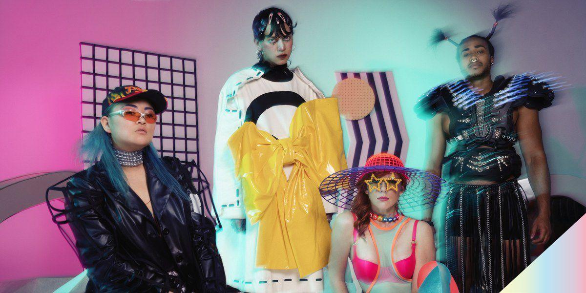 Posture x PAPER Celebrates the Gender-Fluid Future
