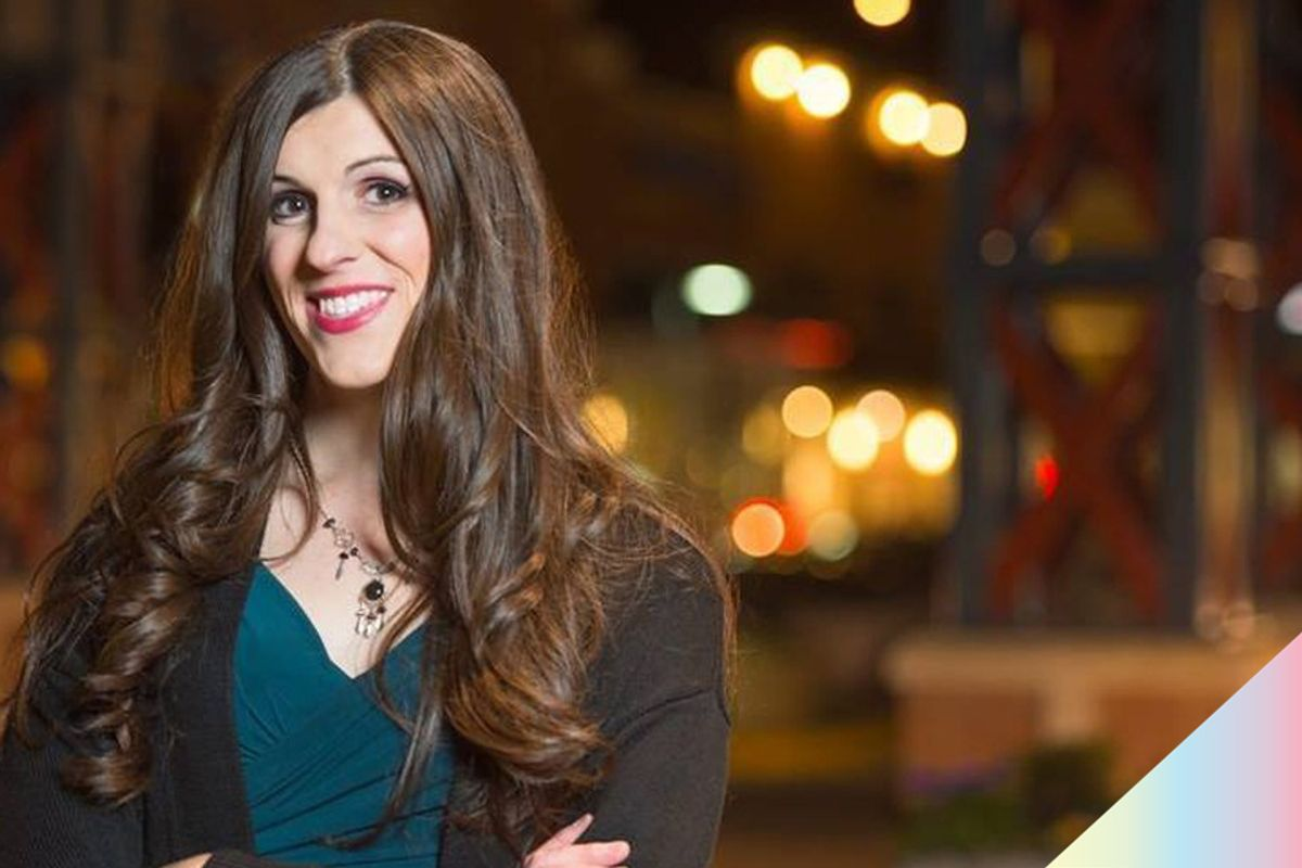 Virginia Is On Course to Elect First Openly Trans State Legislator