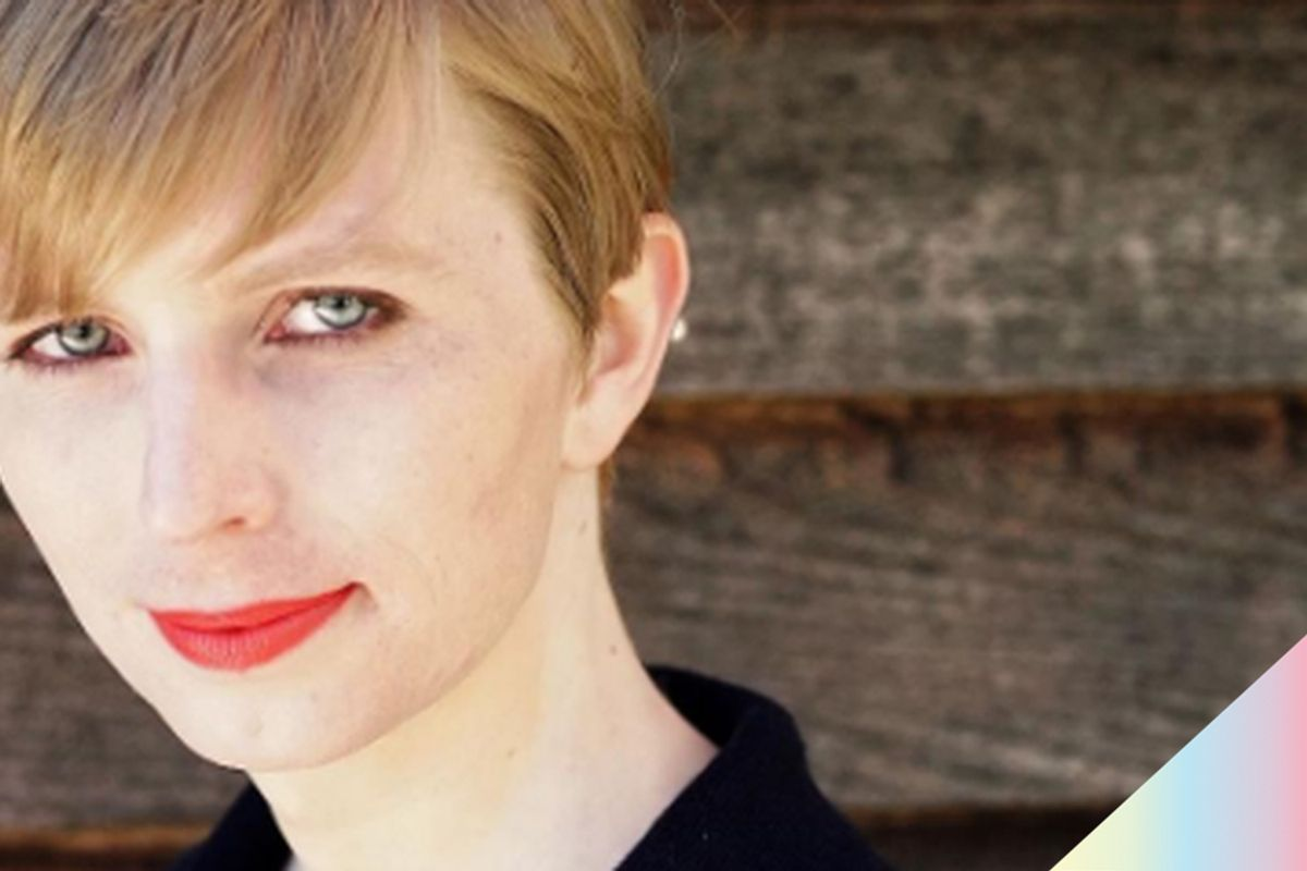Watch Chelsea Manning's First Interview Since Her Release