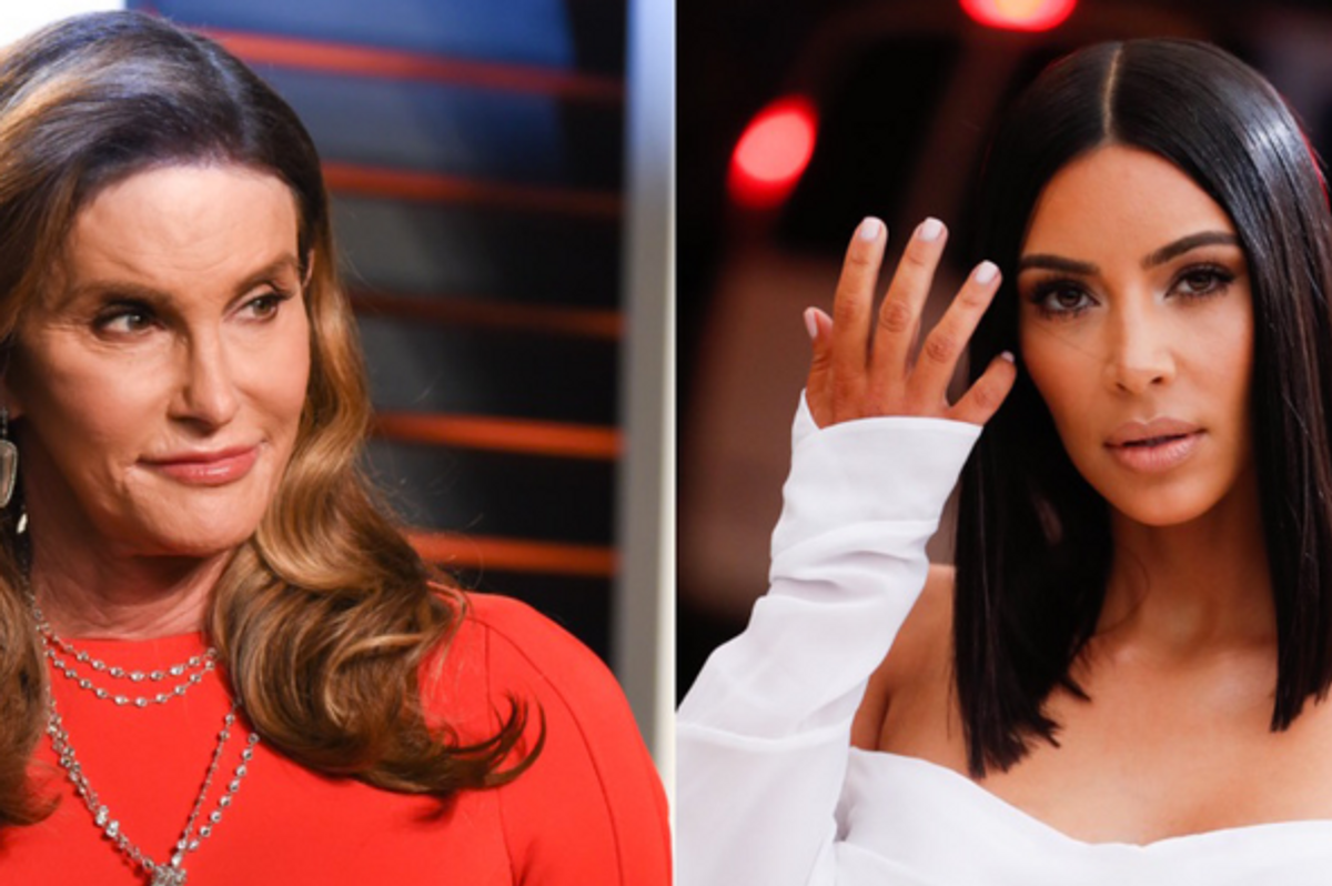 Kim Admits She Still Sees a Future For Caitlyn Jenner and the Kardashians