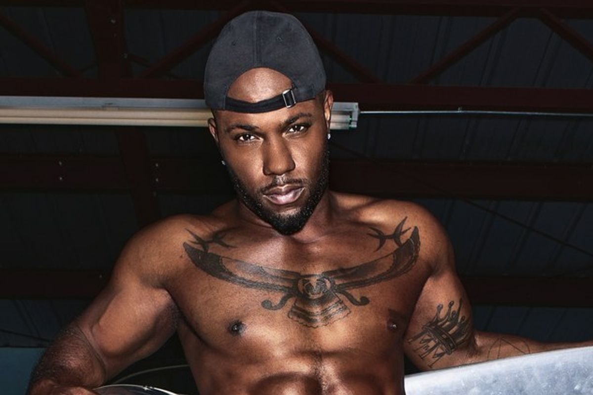 Love & Hip Hop's Milan Christopher Takes a Ride on the NSFW Side