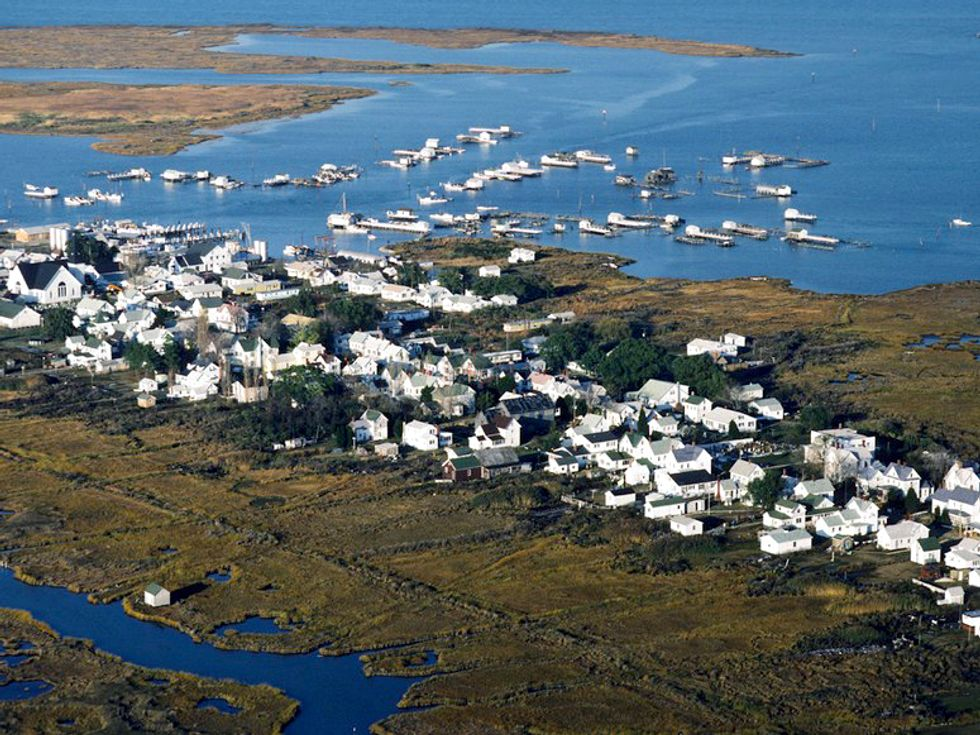 Trump Calls Mayor of Shrinking Island, Says Don't Worry About Sea Level Rise