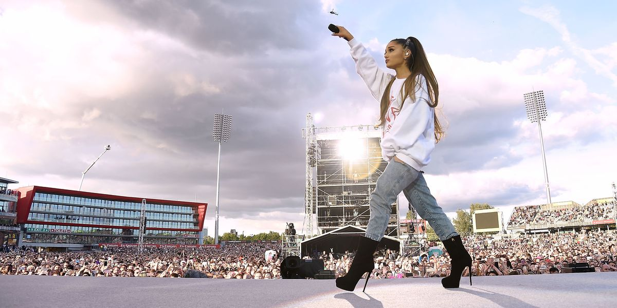 Ariana Grande Will Make History as Manchester's First Honorary Citizen