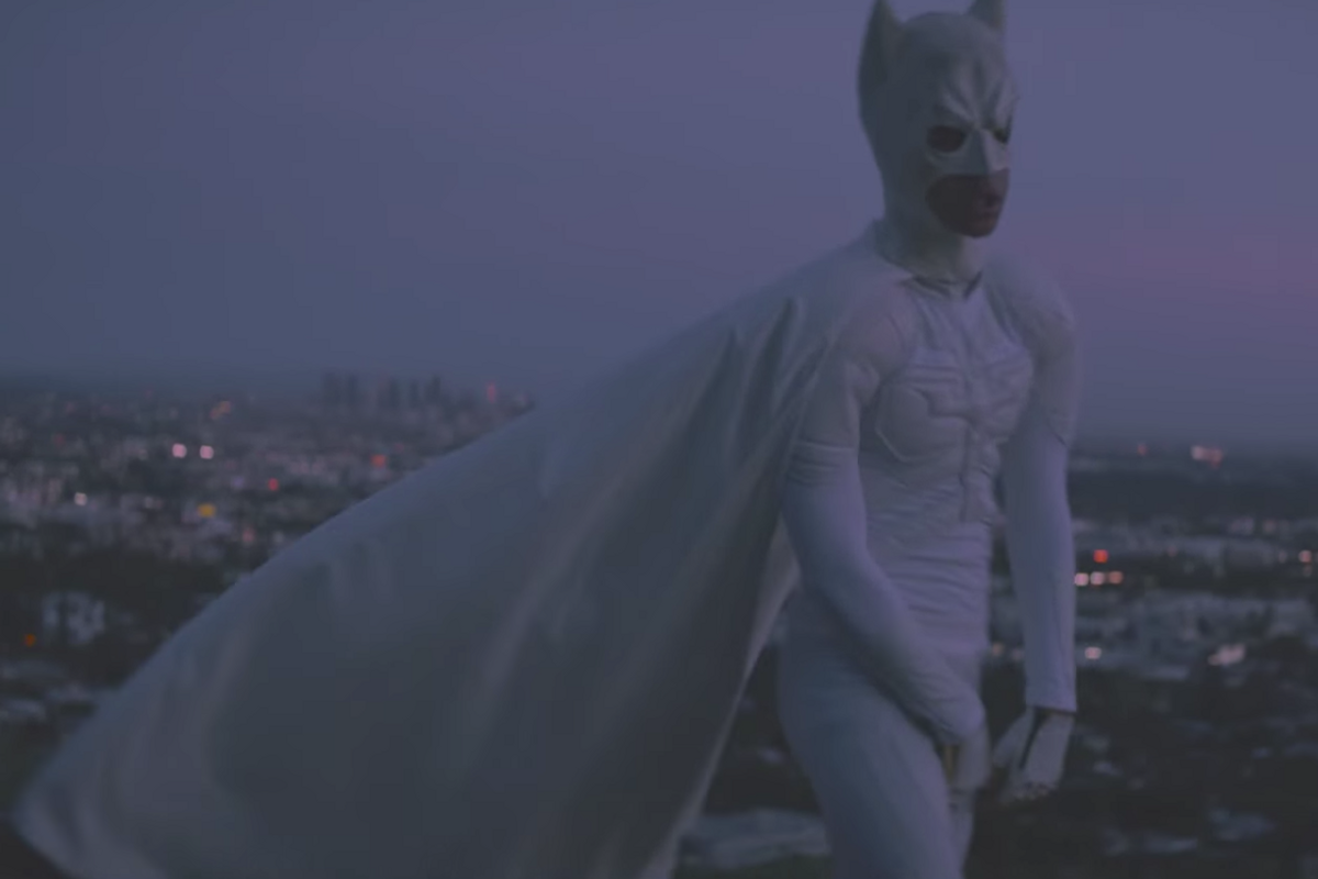 "Jaden Smith Resurrects His KimYe Wedding Costume for New ""Batman"" Video"