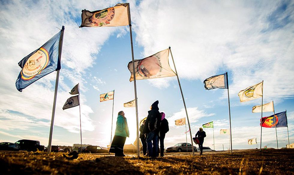 Huge Victory: Court Finds Approval of Dakota Access Pipeline Violated the Law