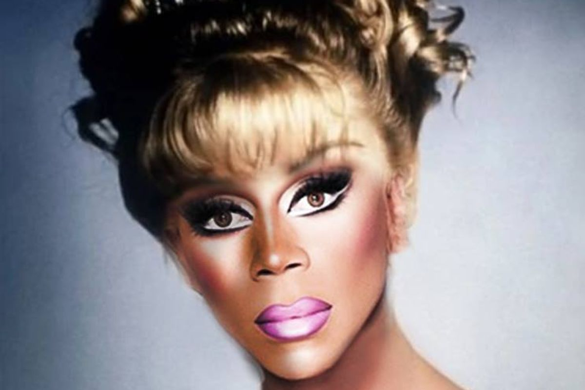 Fire WERK With Me: A RuPaul/'Twin Peaks' Meme Account That Will Flood Your Basement