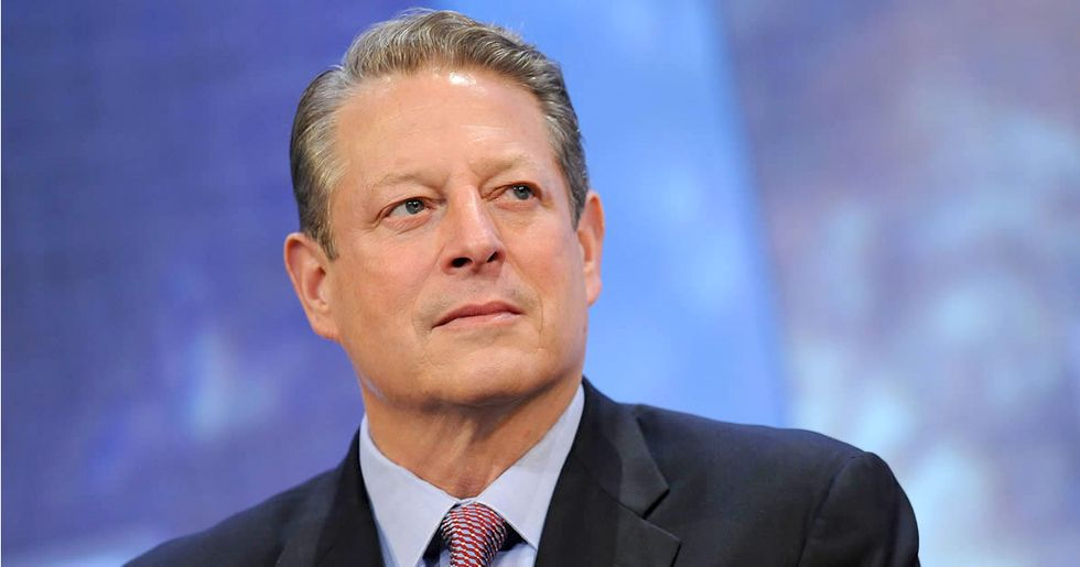 Al Gore: Trump Fails to Derail the Energy Revolution