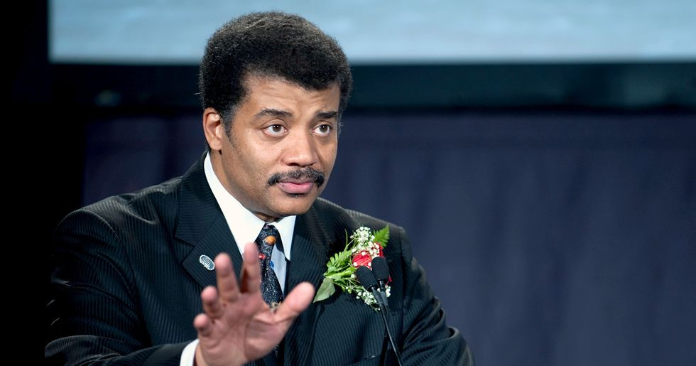 Neil deGrasse Tyson Fans Deserve More Than Twisted Tale on GMOs
