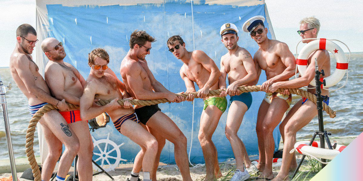 An Insider's Look at a Pride Pool Party in the Pines