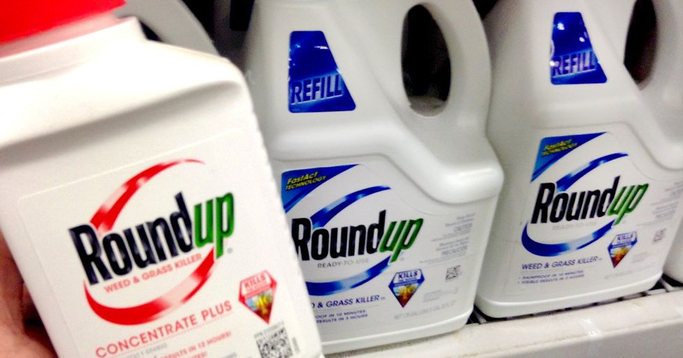 California to Officially List Key Ingredient in Monsanto's Roundup as Cancer-Causing