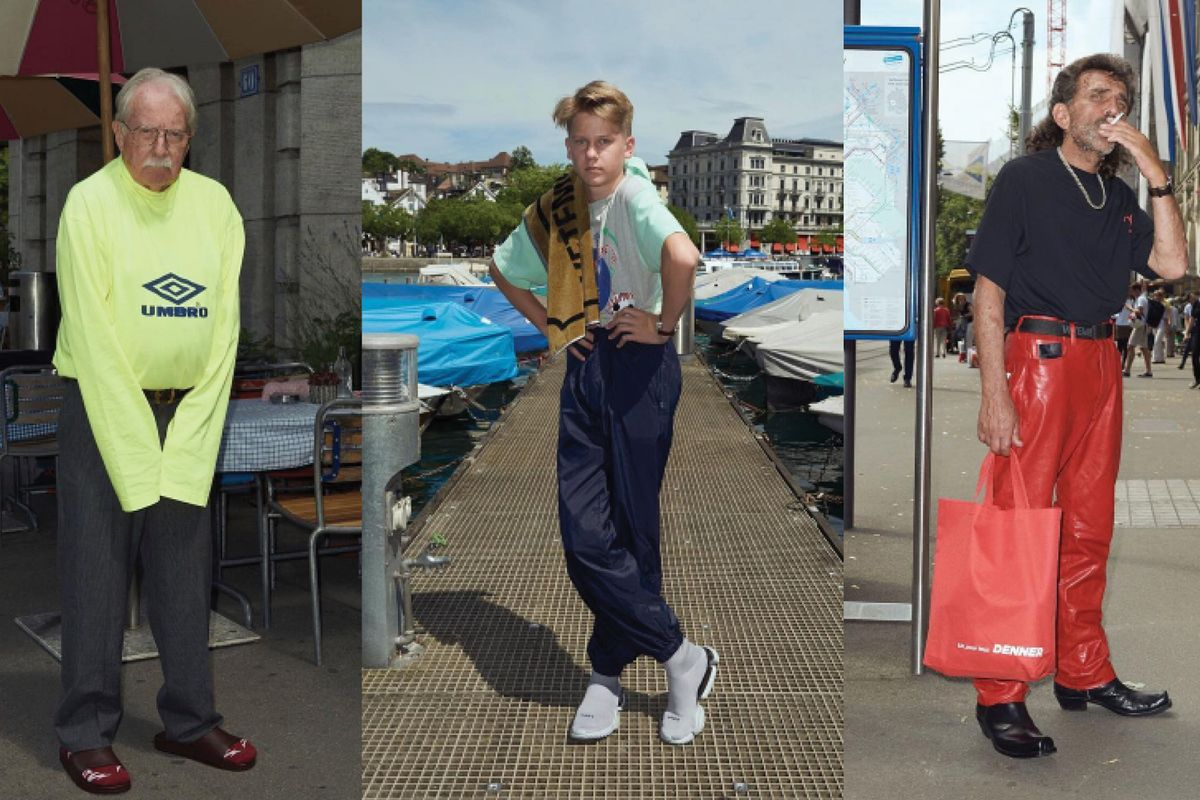 The Vetements SS18 Collection Looks Like A 'Tim And Eric' Casting Call