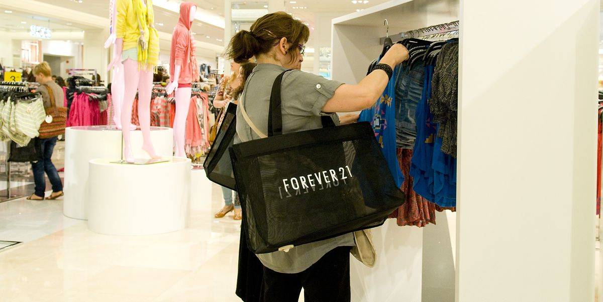 Forever 21 Has Filed a Lawsuit Against Gucci Because They Are Sick of Being Sued By Gucci