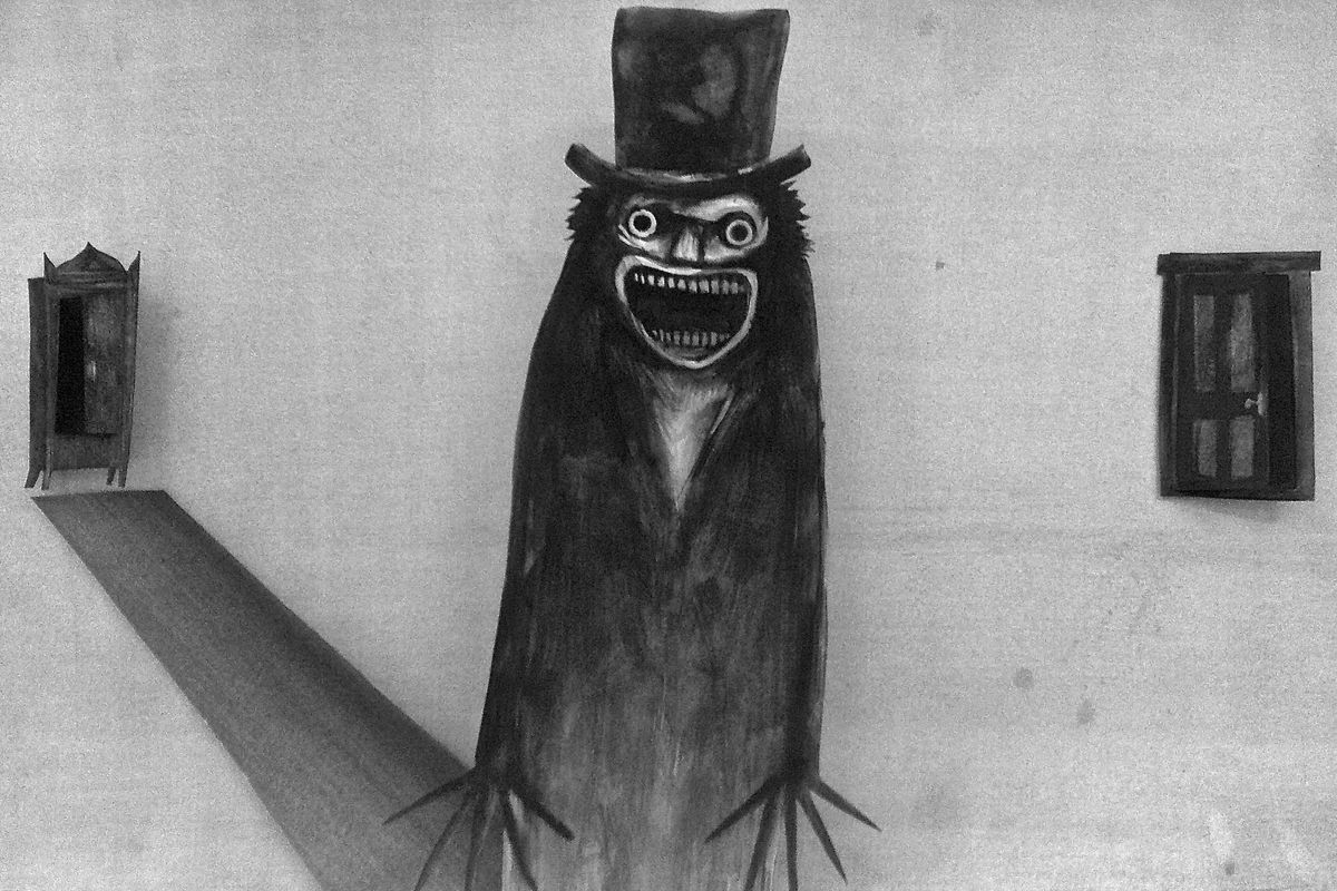 Get the Look: Gay Icon the Babadook