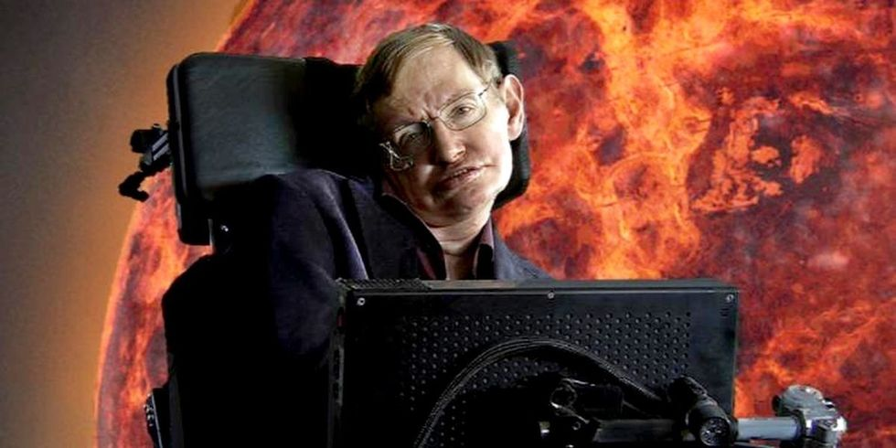 Stephen Hawking: 'I Am Convinced That Humans Need to Leave Earth'