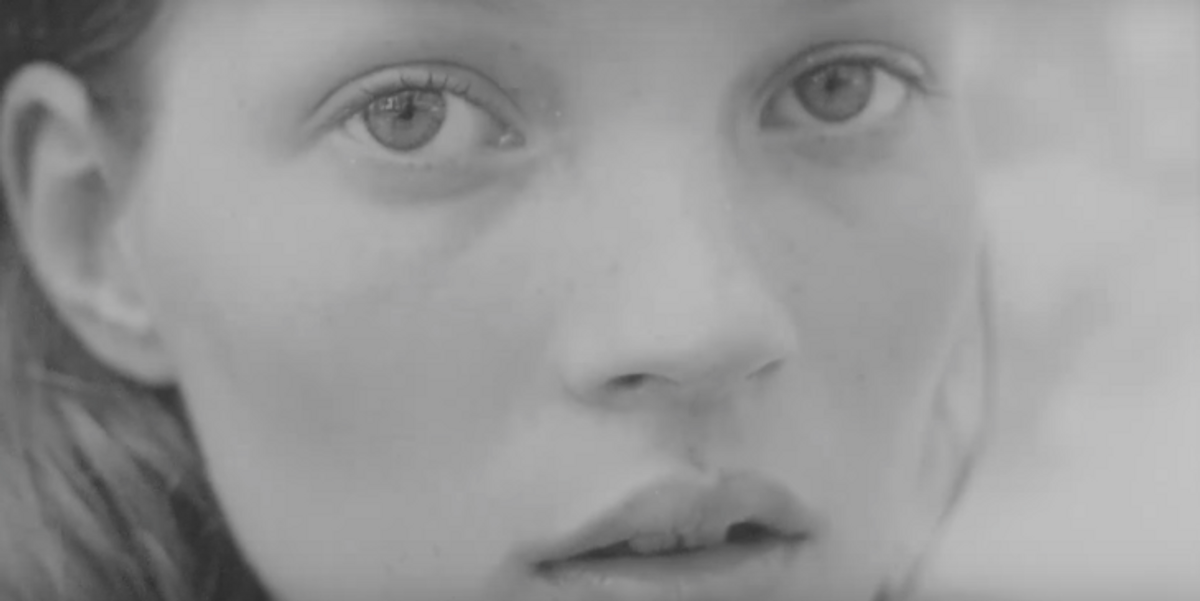 Watch this Never-Seen-Before, Mildly Bleak Footage of a Young Kate Moss Narrated By Her Ex