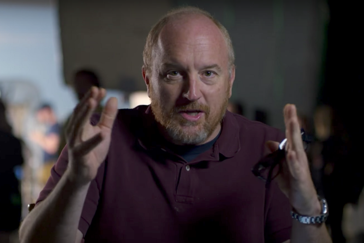 Louis C.K. Shared A $5-Download Documentary About a Black LGBTQ Youth Street Gang