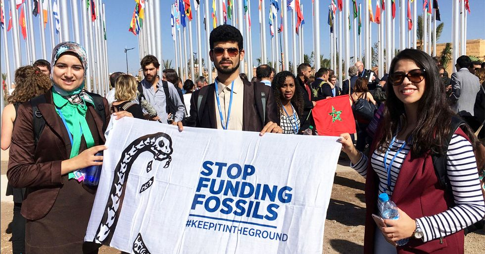 U.S. Sending $6 Billion to Subsidize Fossil Fuel Projects Abroad