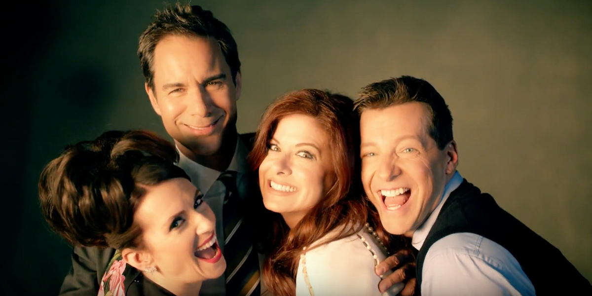 Watch the 'Will & Grace' Cast Live It Up in New Teaser