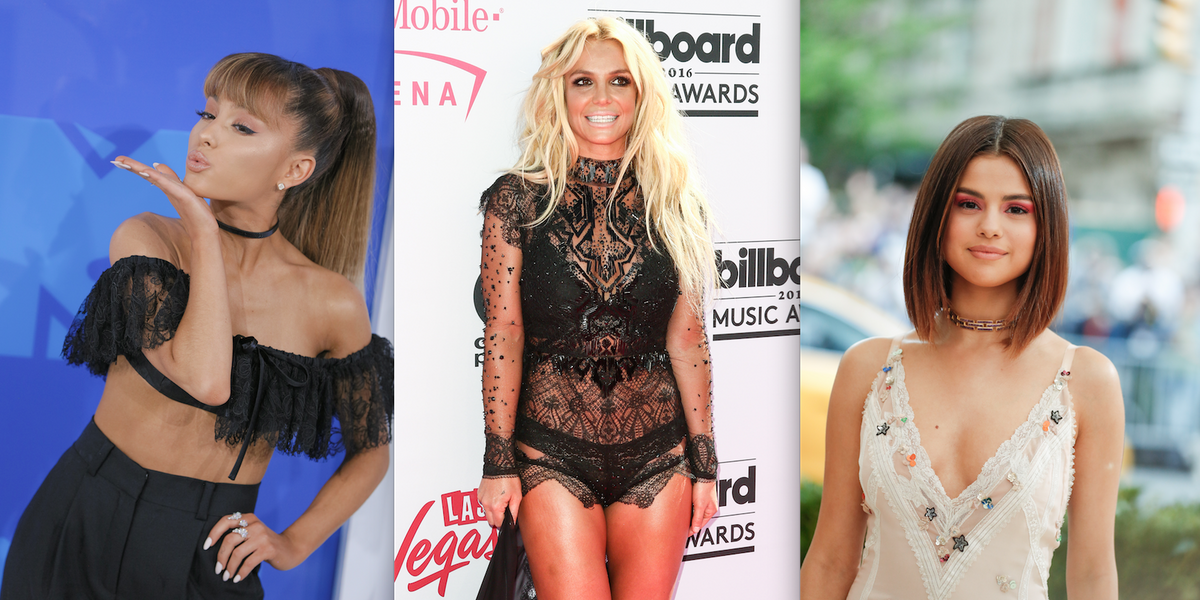 Britney Spears Confused Selena Gomez and Ariana Grande When Discussing the Manchester Bombing