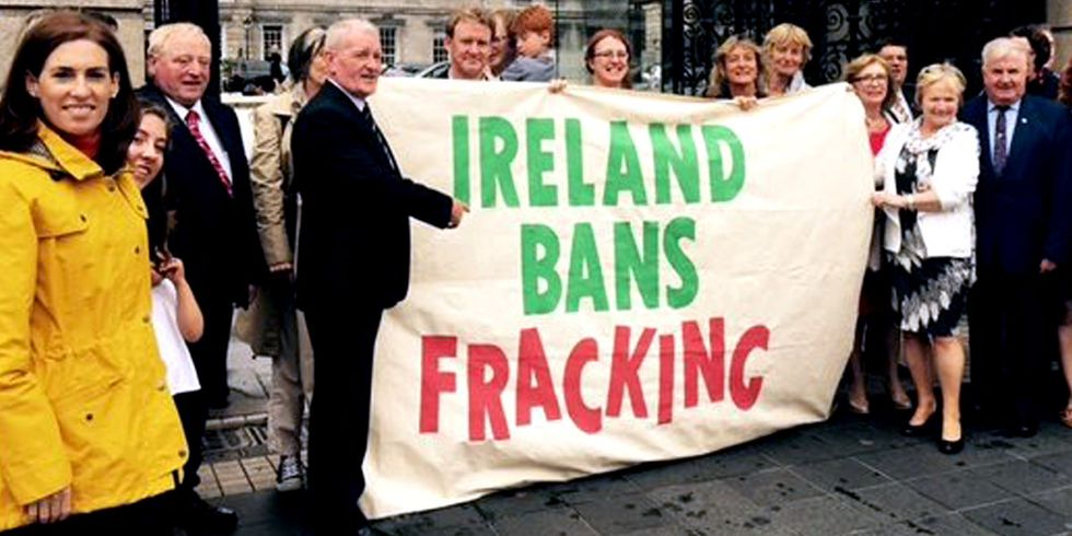 'We've Made History': Ireland Joins France, Germany and Bulgaria in Banning Fracking​
