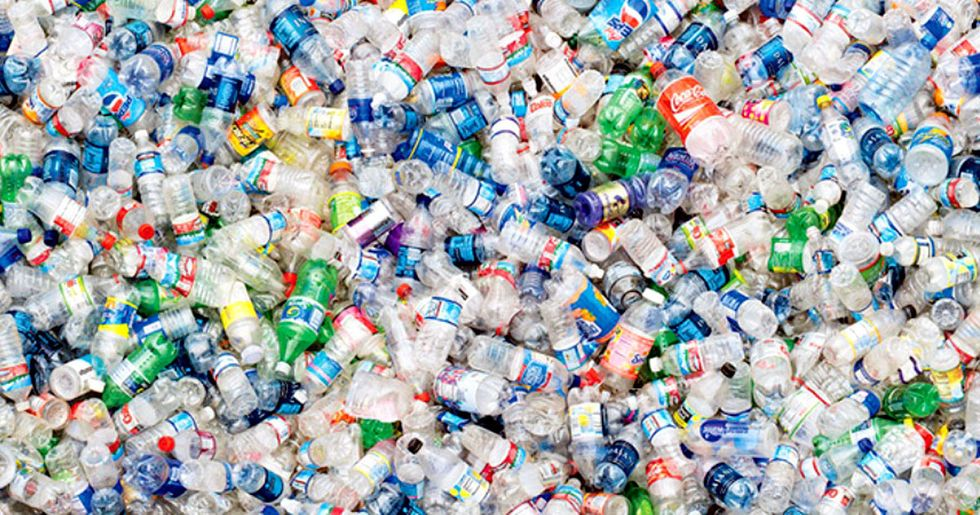 1 Million Plastic Bottles Bought Every Minute, That's Nearly 20,000 Every Second