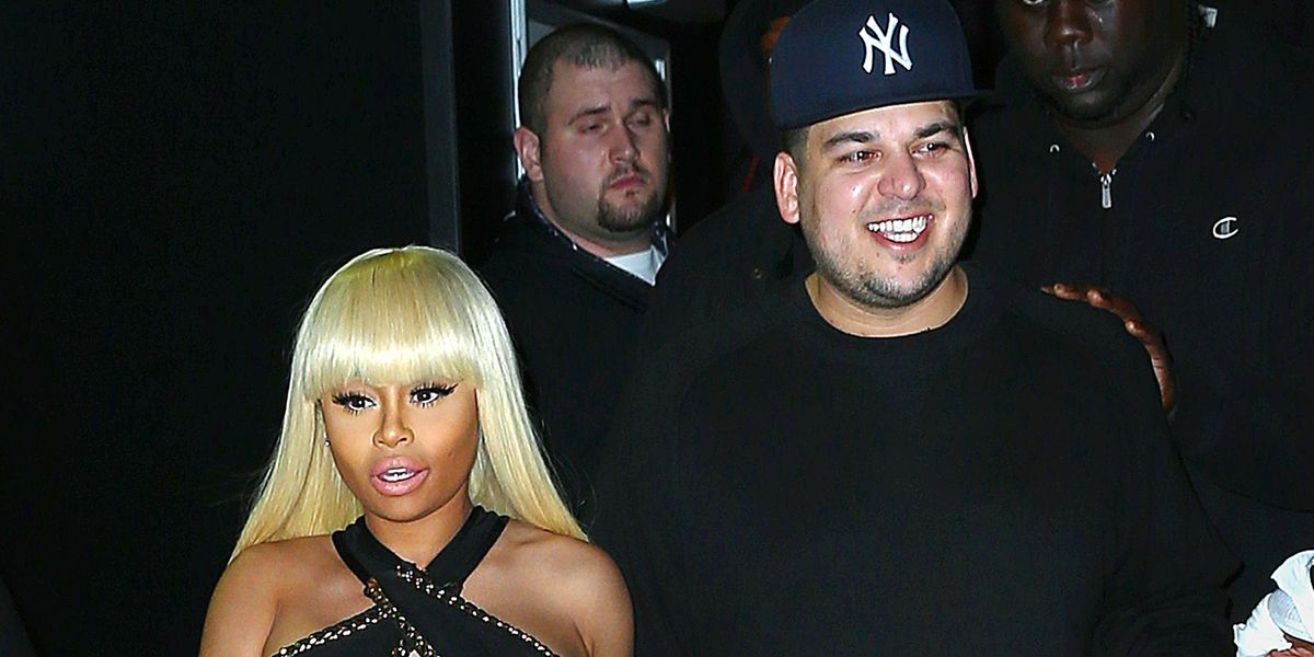 Blac Chyna is Lawyering the Hell Up After Rob Kardashian's Revenge Porn Spree
