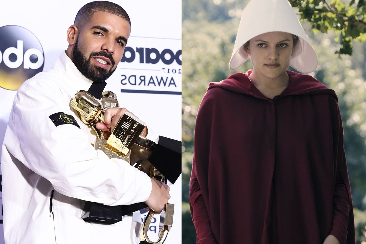 Margaret Atwood Wants Drake In Season 2 Of 'The Handmaid's Tale'
