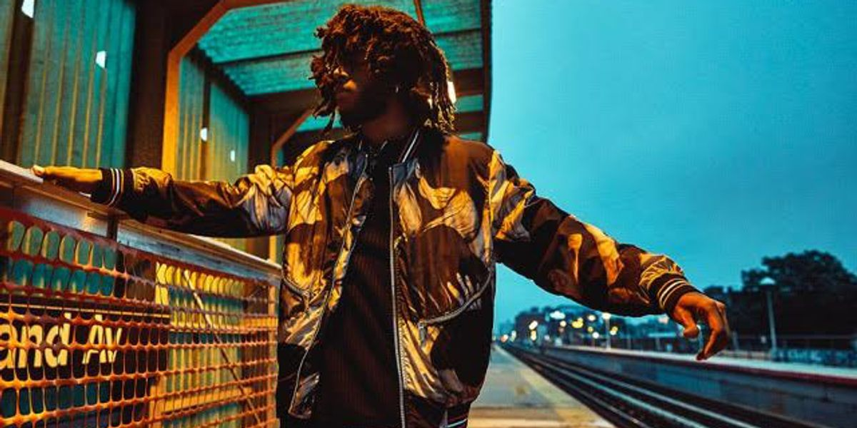 A Night Off with 6lack: The Artist Who Won't be Stepped or Slept On