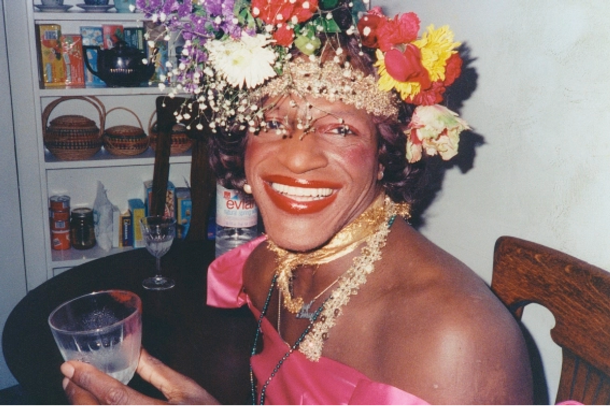 Remembering Marsha P. Johnson, The 'Rosa Parks' of the LGBTQ Movement