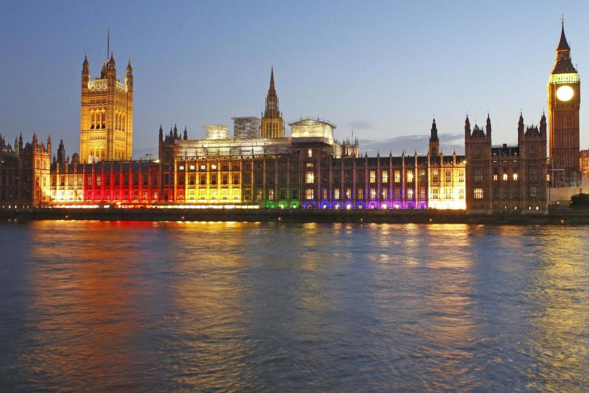 Parliament Gon' Be Lit (for Pride)