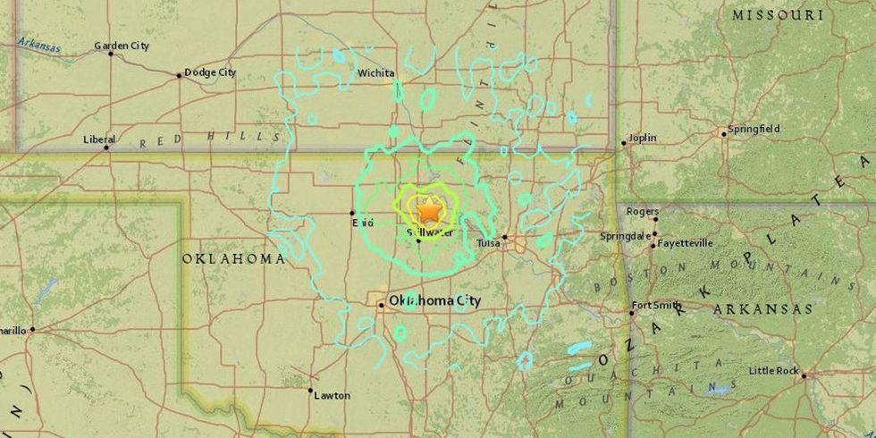 Erin Brockovich, Oklahoma Tribe Takes On Fracking Companies Over Induced Earthquakes