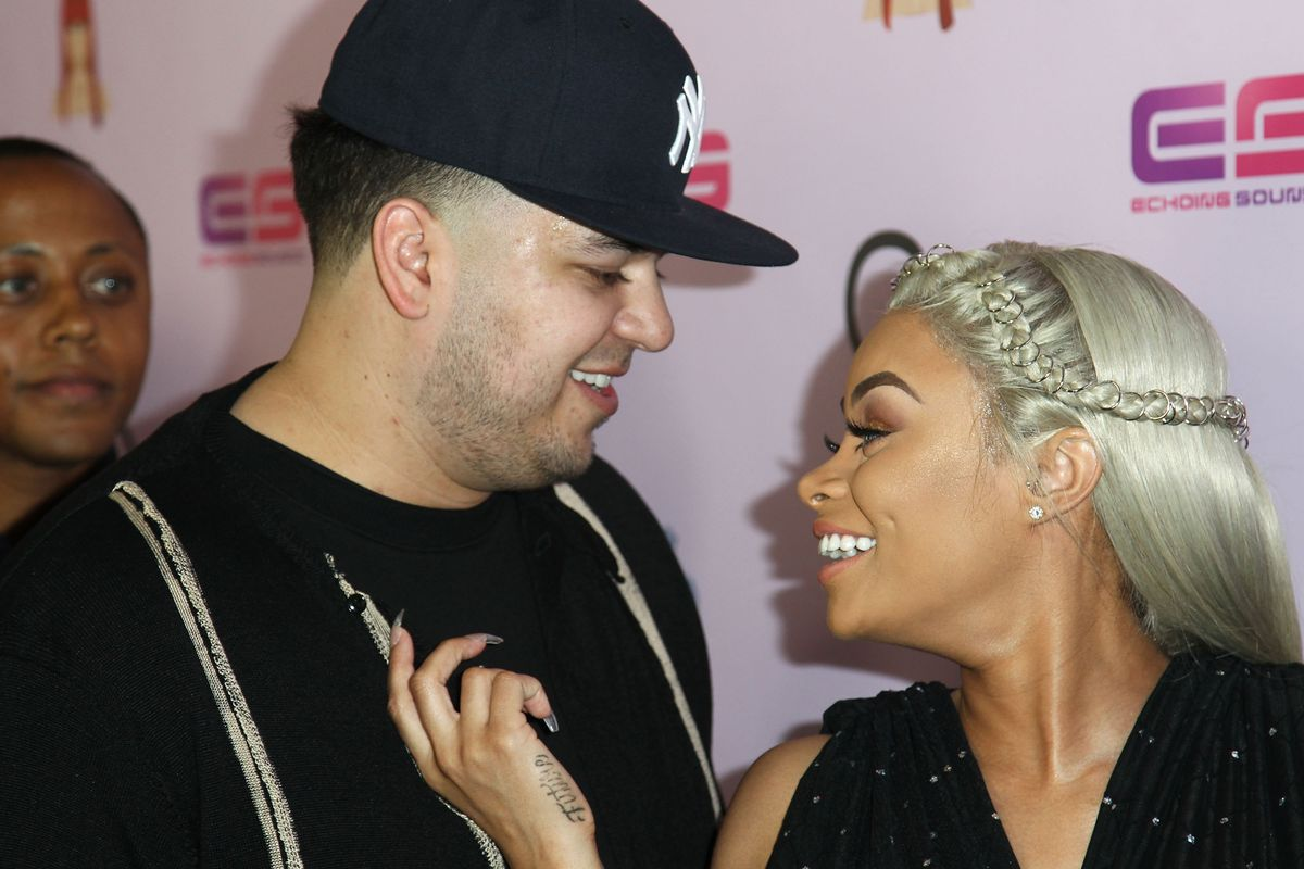 Blac Chyna is Now Seeking a Restraining Order Against Rob Kardashian