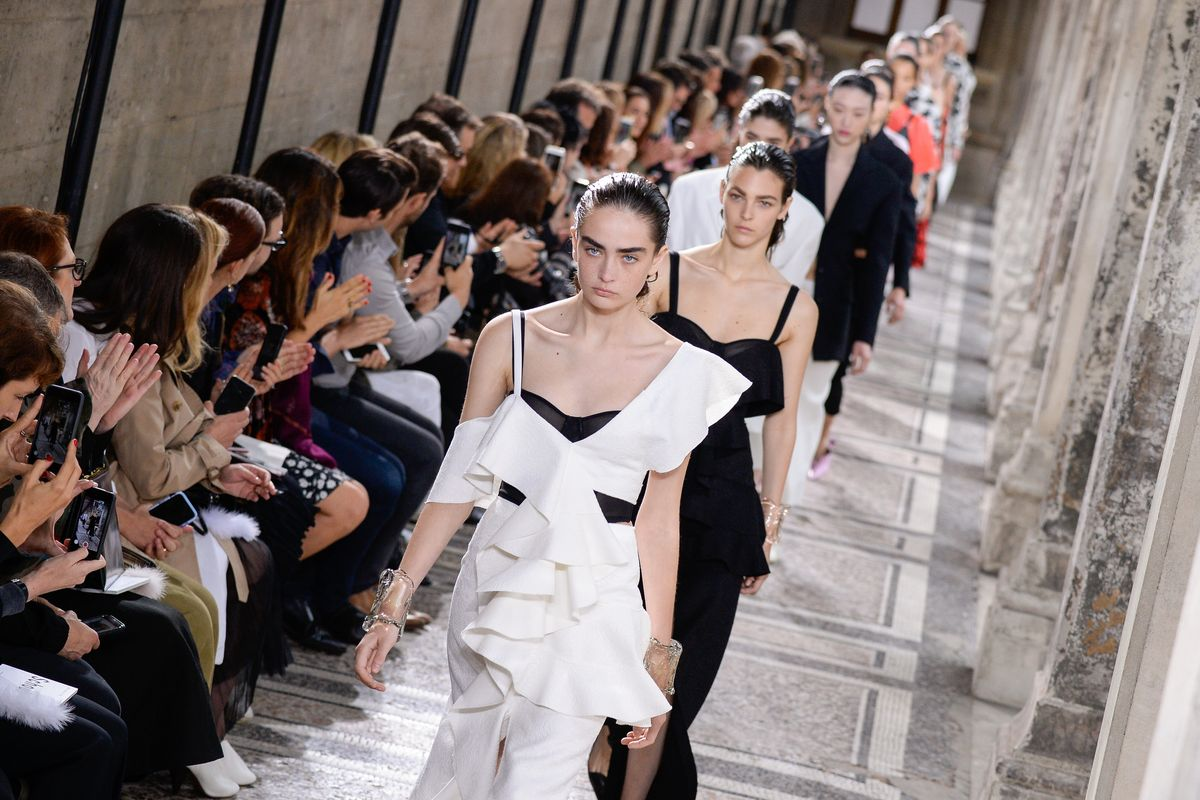 The Changing Tides of Paris Couture