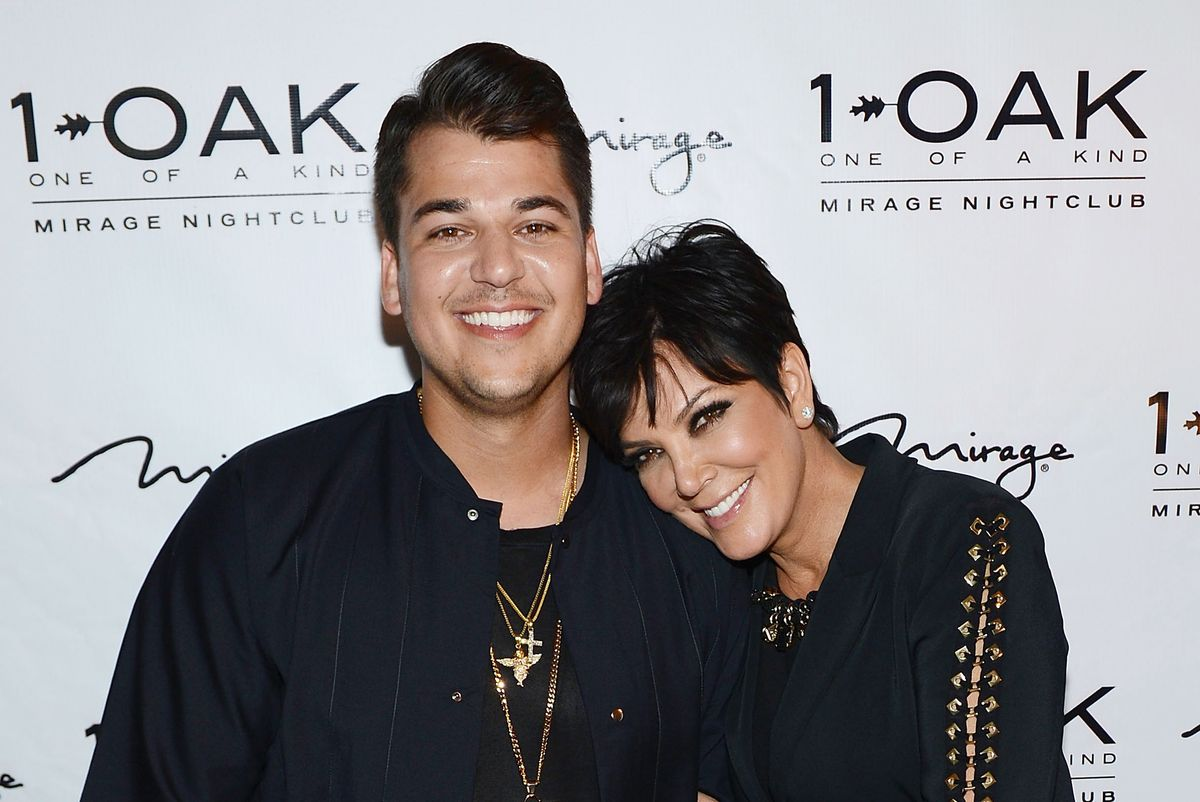 Rob Kardashian Has Reportedly Apologized to His Family For Instagram Meltdown