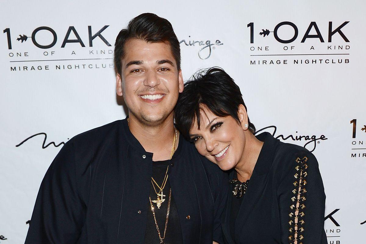 Rob Kardashian Has Reportedly Apologized to His Family For Instagram Meltdown