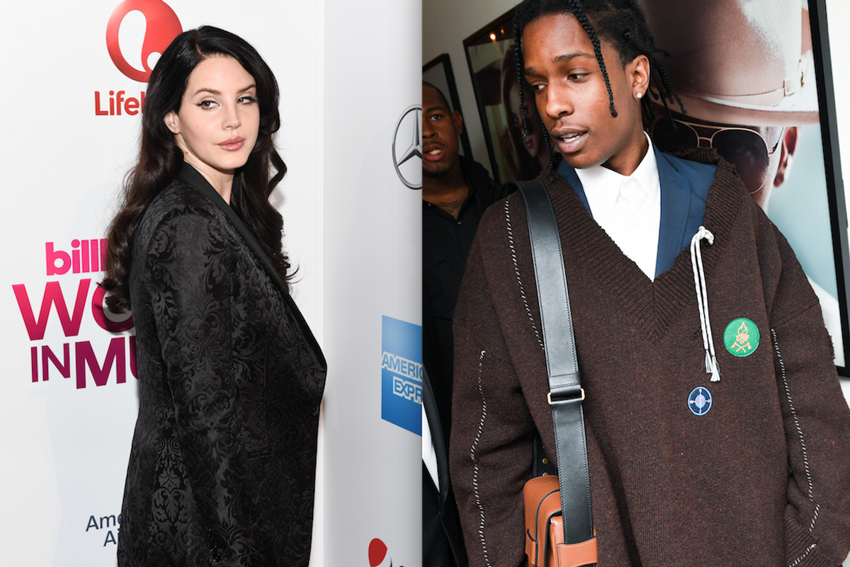 Lana Del Rey and A$AP Rocky Reunite For Two New Songs