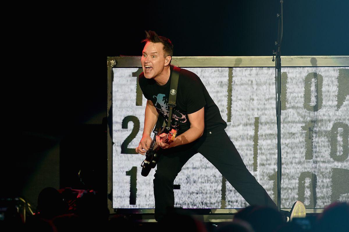 Blink 182's Matt Skiba Says He Put a Curse on Fyre Festival So it Would Fail