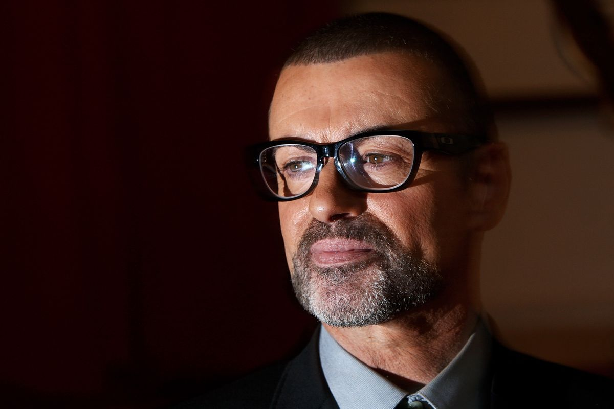 George Michael Will Receive the Elizabeth Taylor Humanitarian Award