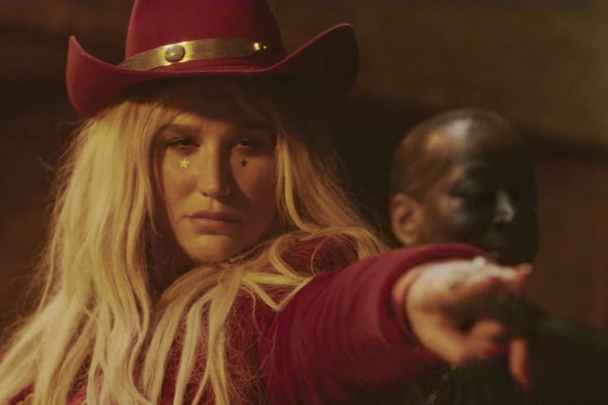 "Kesha Returns To Form In Feminist Anthem, ""Woman"""