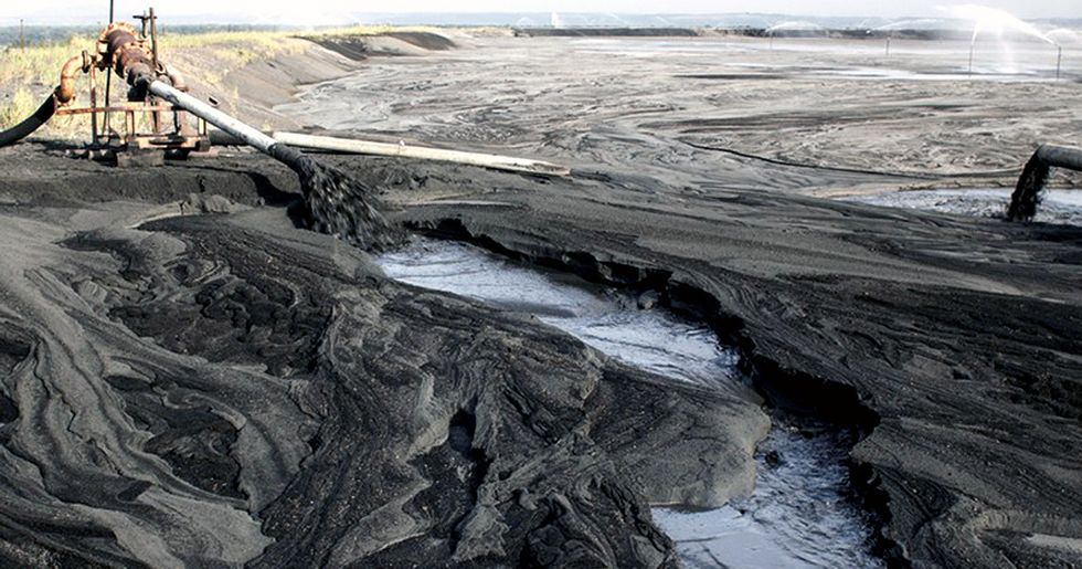 Nation's Largest Utility Wants Customers to Pay for Coal Ash Cleanup