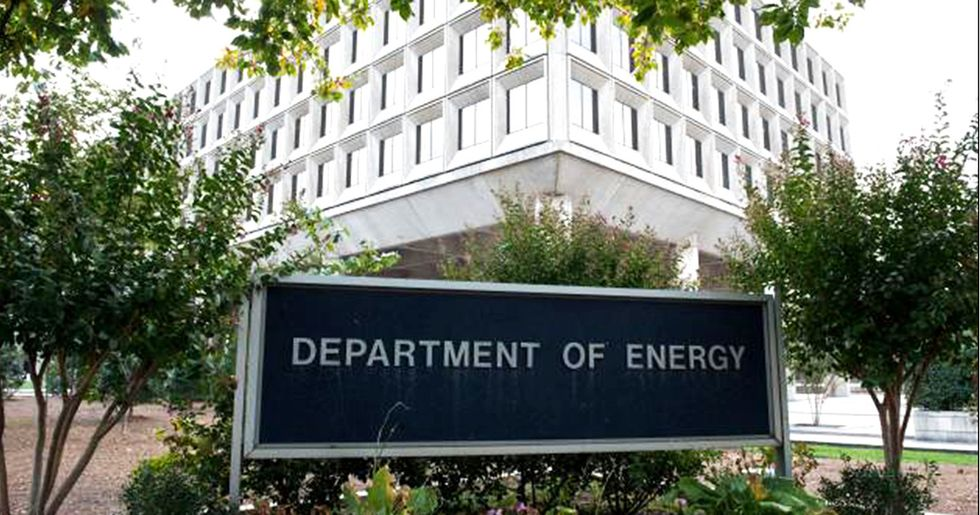 Another Koch Cadet Hired at Trump's Department of Energy