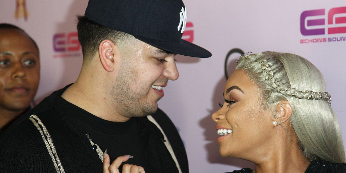 """Rob Will Not Fight Blac Chyna in Court, Says He """"Regrets"""" Revenge Porn"""
