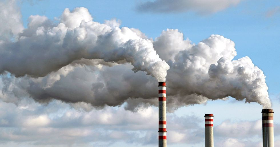 These 100 Companies Are to Blame for 71% of Greenhouse Gas Emissions Since 1988
