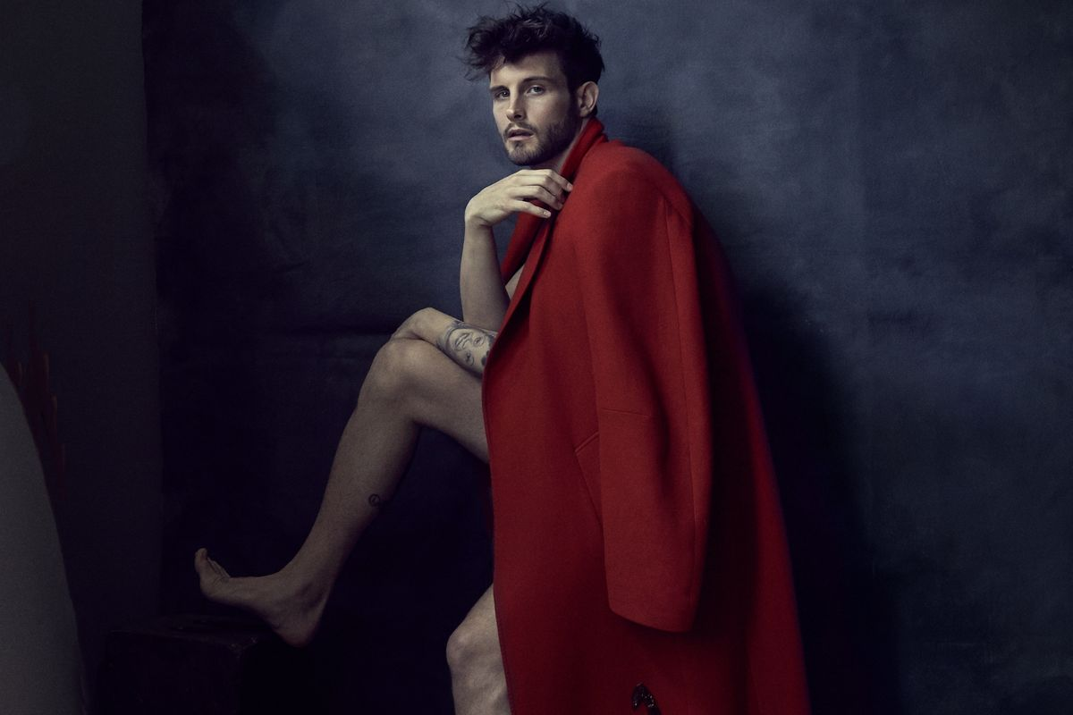 Nico Tortorella Won't Stay Quiet